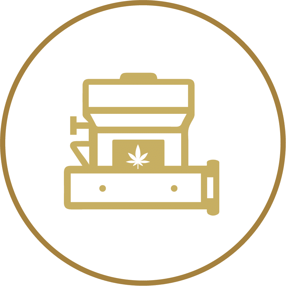 Raw Hemp Processing